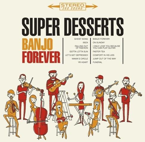 super desserts