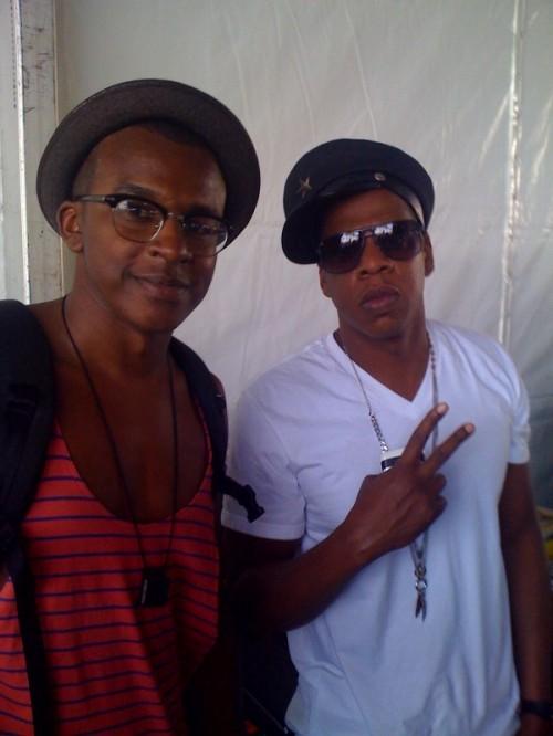 Sinkane and Jay-Z