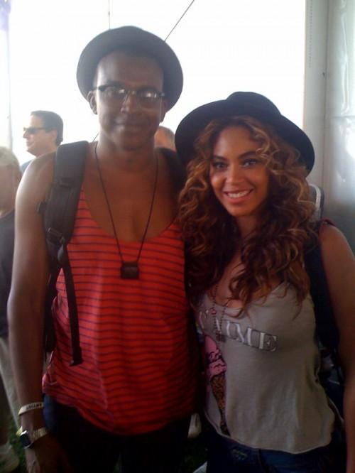 Sinkane and Beyonce