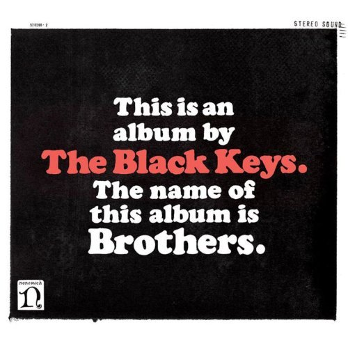 the Grammy Award Winning Packaging of the Black Keys Album Brothers