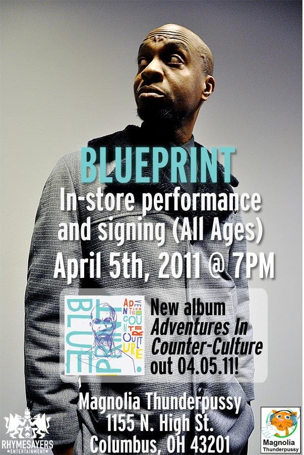 Rhymesayers donewaiting blueprint all ages release event april 5th magnolia thunderpussy malvernweather Gallery