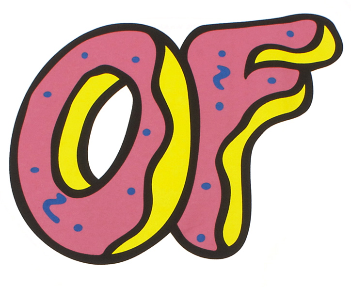 odd future donut - photo #3